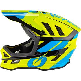 O'Neal Blade Helmet IPX SYNAPSE blue/neon yellow
